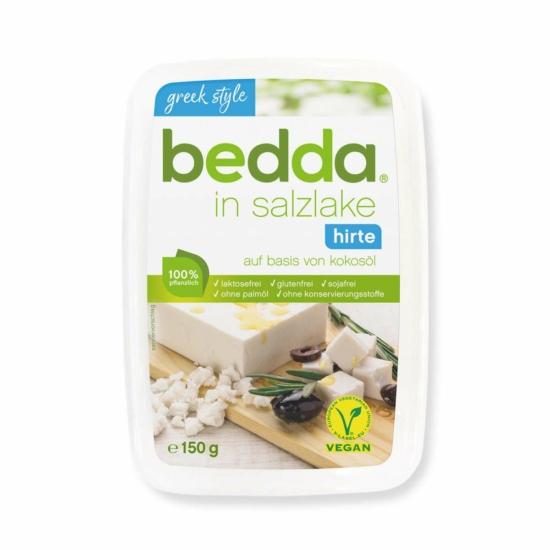 Bedda vegán sós görög fehér tömb