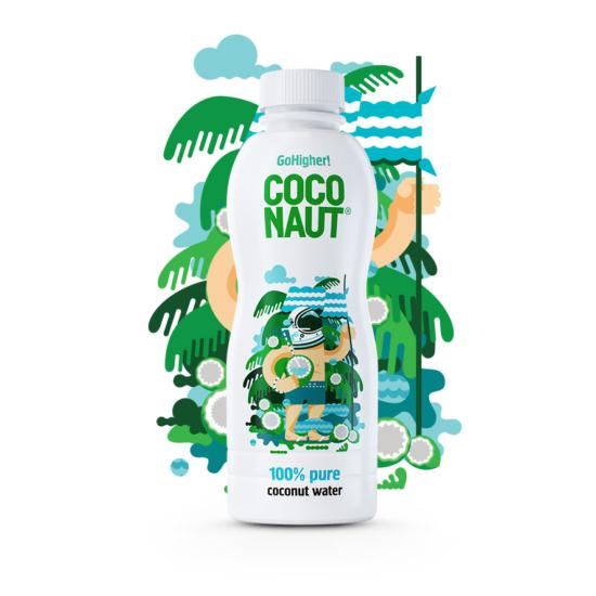 Coconaut natúr kókuszvíz 1l