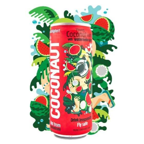 Coconaut kókuszvíz görögdinnyelével 320 ml