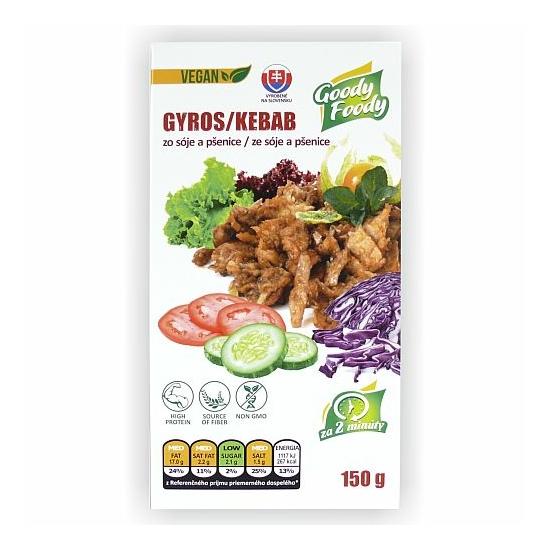 GF Vegán Gyros/Kebab