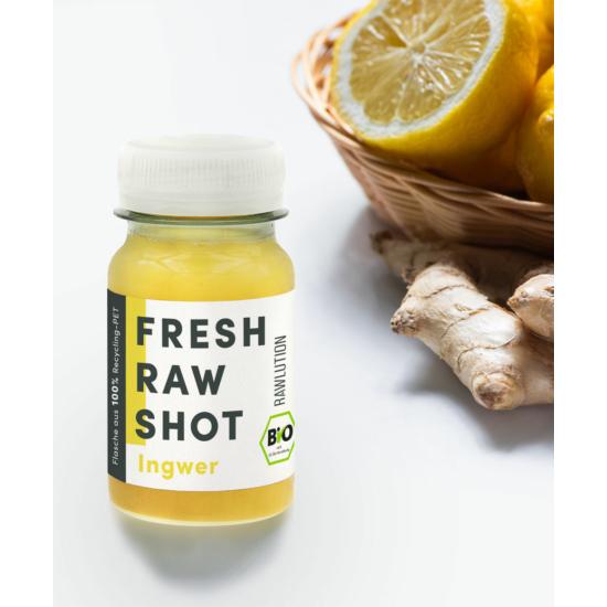 Bio Rawlution BOOST 14 napos shot csomag